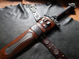 Albion Atlantean Destroyer Sword Scabbard