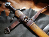 Albion Laird Sword Scabbard