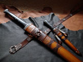 Rick Barrett Sword Scabbards